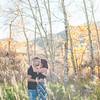 Boulder Mountain  Engagement Session