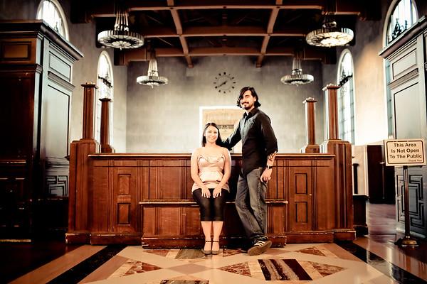 Eva & Adam E-Session
