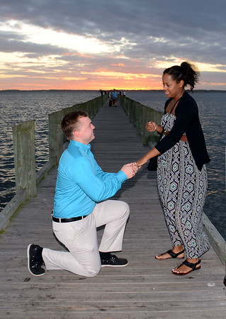 Evan & Sydney Engagement 10-7-17