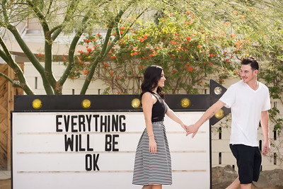 04_KLK PHOTOGRAPHY_Palm Springs Engagement Shoot