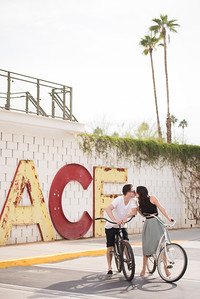 02_KLK PHOTOGRAPHY_Palm Springs Engagement Shoot