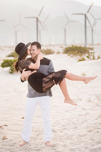 30_KLK PHOTOGRAPHY_Palm Springs Engagement Shoot