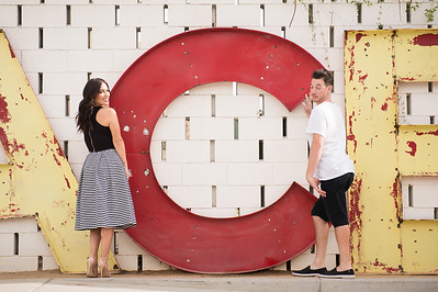 12_KLK PHOTOGRAPHY_Palm Springs Engagement Shoot