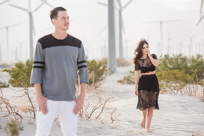 28_KLK PHOTOGRAPHY_Palm Springs Engagement Shoot