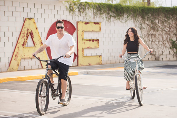 Andrea & Jon Favorites: Palm Springs Engagement Shoot