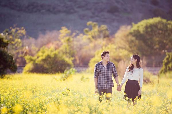 Seikei & Chris: Engagement Shoot Favorites