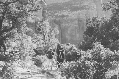 Garrett & Marissa at Zion National Park