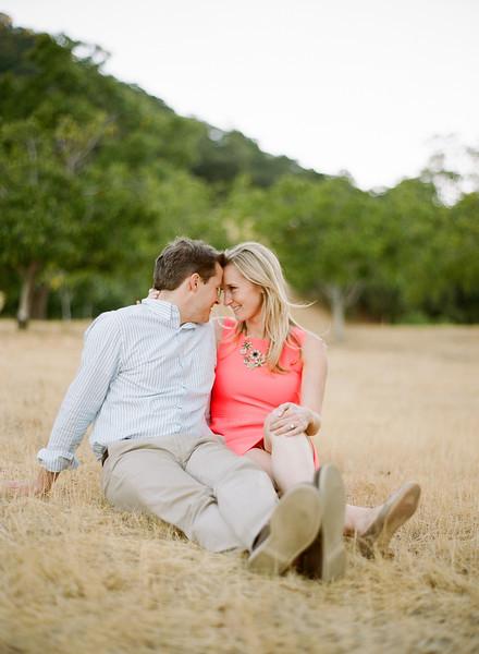 Garrick and Amanda Engagements
