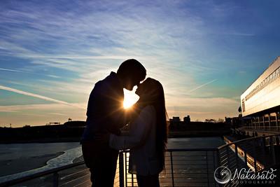 Gracie & Josh {engagement session}