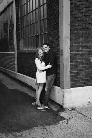 Greg and Rachel