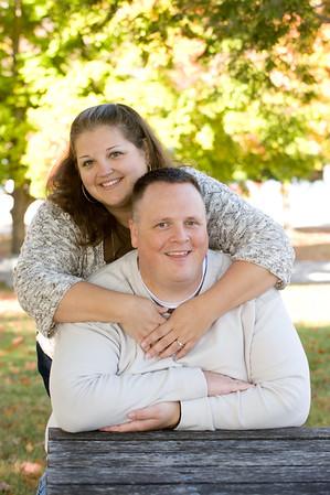 Heather & Clint
