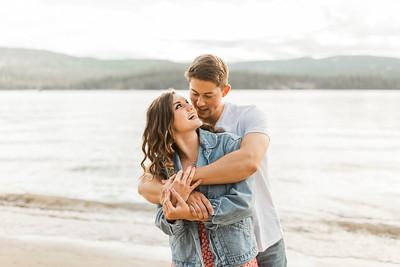 Alexandria Vail Photography Shaver Lake Engagement Jade + Jensen 24