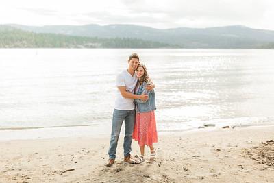 Alexandria Vail Photography Shaver Lake Engagement Jade + Jensen 3