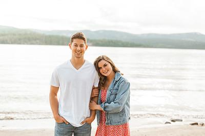 Alexandria Vail Photography Shaver Lake Engagement Jade + Jensen 16
