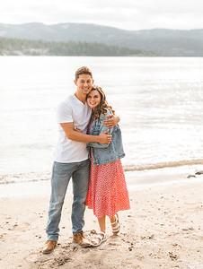 Alexandria Vail Photography Shaver Lake Engagement Jade + Jensen 1