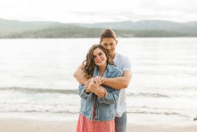 Alexandria Vail Photography Shaver Lake Engagement Jade + Jensen 21