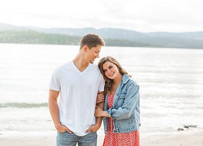 Alexandria Vail Photography Shaver Lake Engagement Jade + Jensen 17