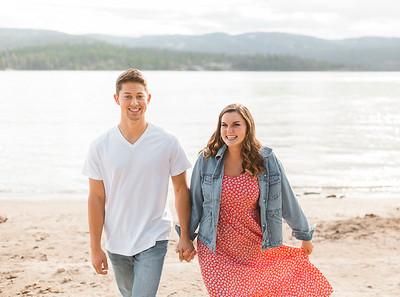 Alexandria Vail Photography Shaver Lake Engagement Jade + Jensen 12
