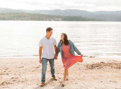 Alexandria Vail Photography Shaver Lake Engagement Jade + Jensen 10