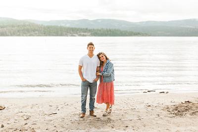 Alexandria Vail Photography Shaver Lake Engagement Jade + Jensen 15