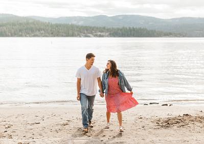 Alexandria Vail Photography Shaver Lake Engagement Jade + Jensen 9