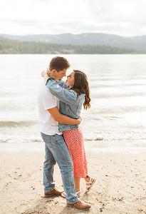 Alexandria Vail Photography Shaver Lake Engagement Jade + Jensen 4