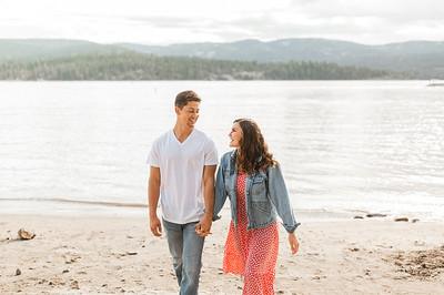 Alexandria Vail Photography Shaver Lake Engagement Jade + Jensen 8