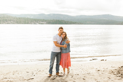 Alexandria Vail Photography Shaver Lake Engagement Jade + Jensen 2