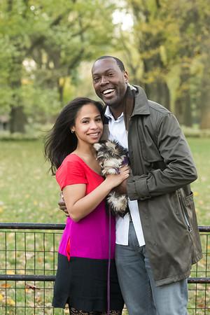 Jasmine and Deon's Engagement