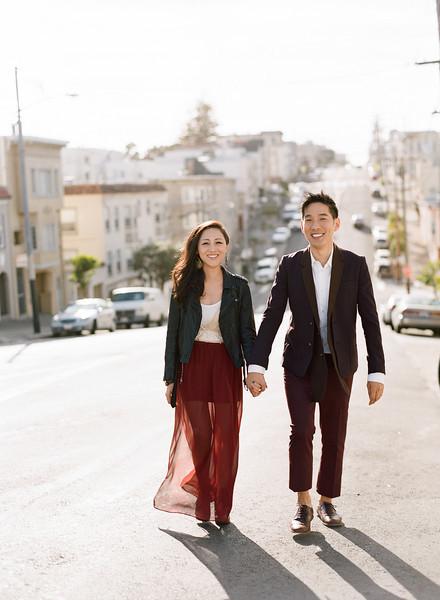 Jeffrey and Grace Engagements