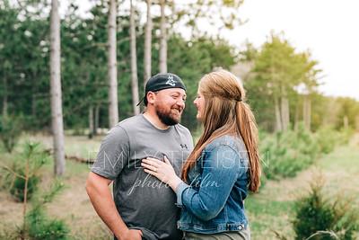 Jenna and Luke // Engagement Session