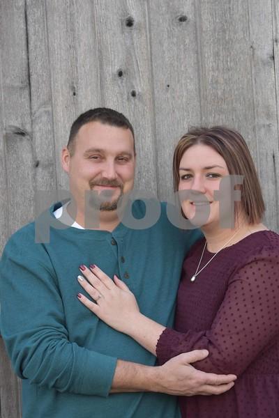 Jennie & Scott's Engagement Pics.