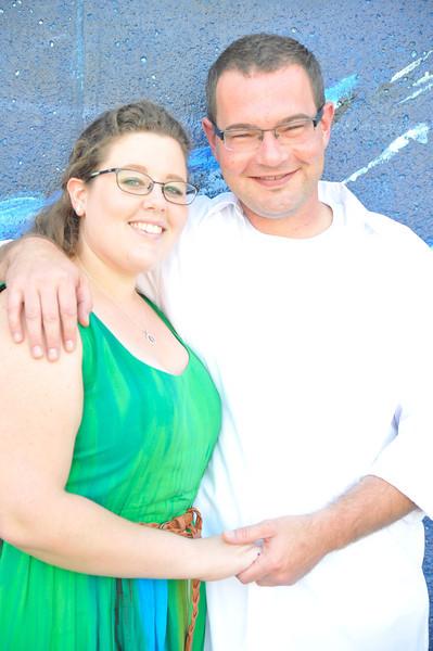 Jennifer and Billy