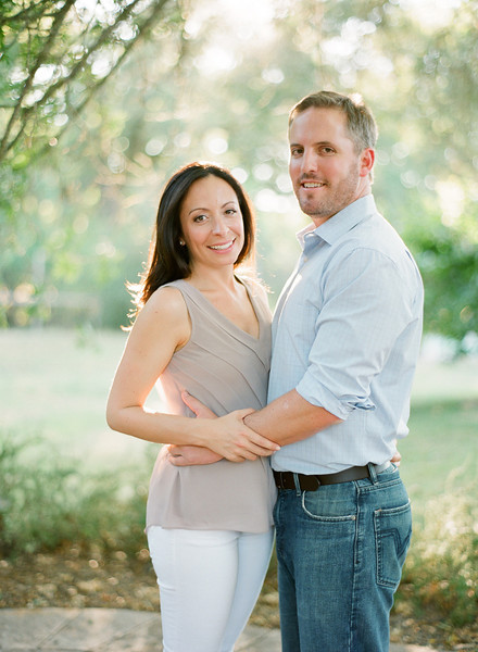 Jenny and Brian Engagements