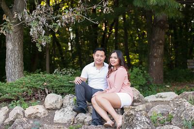 Jenny and Sanh