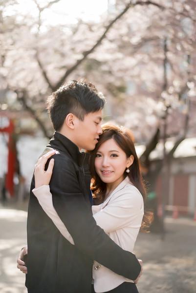 Jess & Sam Tokyo Engagement RETOUCHED