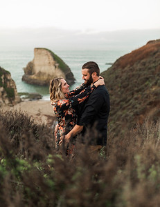 Alexandria Vail Photography Santa Cruz Engagement Jessica + Nick107