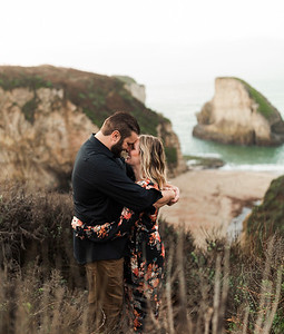 Alexandria Vail Photography Santa Cruz Engagement Jessica + Nick103