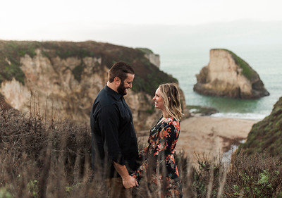 Alexandria Vail Photography Santa Cruz Engagement Jessica + Nick100