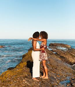 Alexandria Vail Photography Engagement Montana De Oro Jessica + Taja  1002