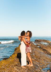 Alexandria Vail Photography Engagement Montana De Oro Jessica + Taja  1005