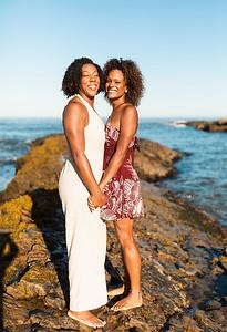 Alexandria Vail Photography Engagement Montana De Oro Jessica + Taja  1021
