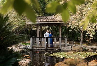 Alexandria Vail Photography Engagement Shinzen Garden 001