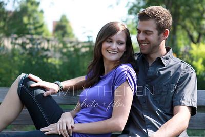 Jessica and Matt