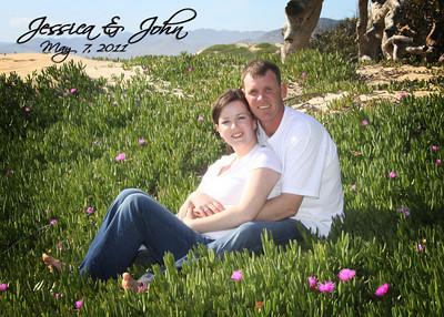 Jessica & John