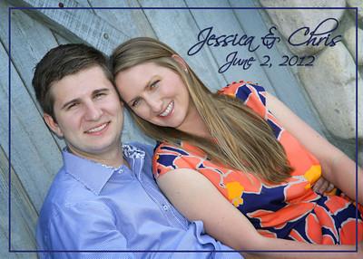 Jessica & Chris