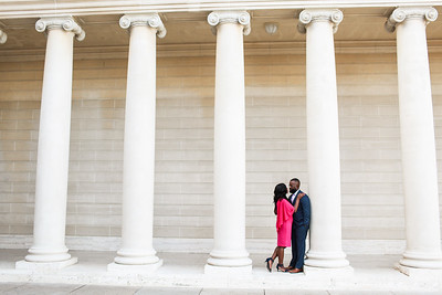Johanne + Walt: Engaged