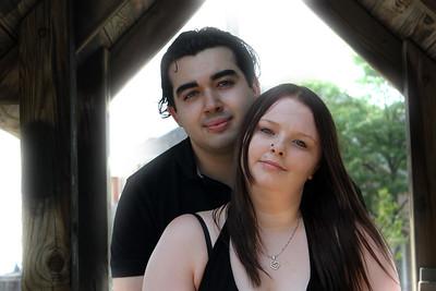 Jonathan and Victoria