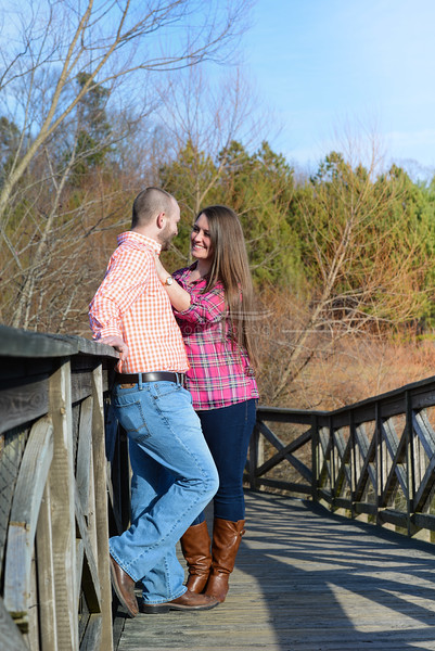 Austin and Jordans Engagement in Midlothian, Virginia