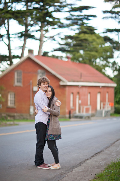 Josh and Mari Engagements
